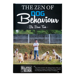 The Zen of Dog Behaviour by Dave Teoh