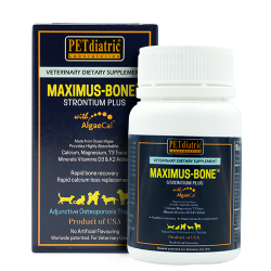 Maximus Bone™ AlgaeCal® - 2019 promo