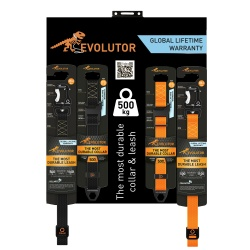 EVOLUTOR - LIFETIME WARRANTY LEASH